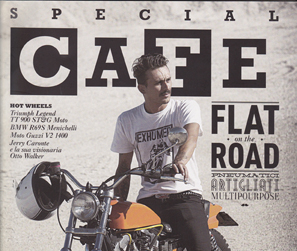 SPECIAL CAFE-COVER